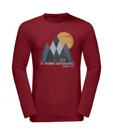 Tricou barbati Mountain Longsleeve