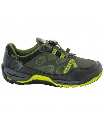 Pantofi copii Jungle Gym Texapore Low