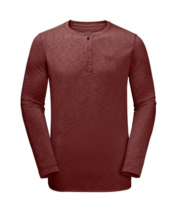Tricou barbati Winter Travel Henley
