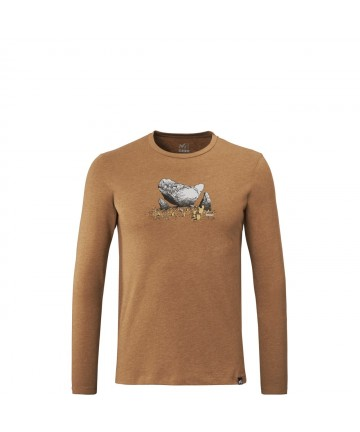 Tricou barbati Boulder Dream TS LS