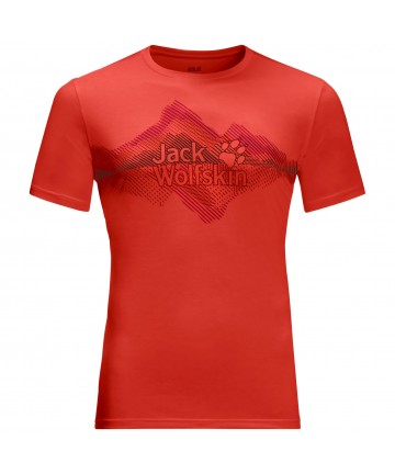Tricou barbati Crosstrail Graphic T