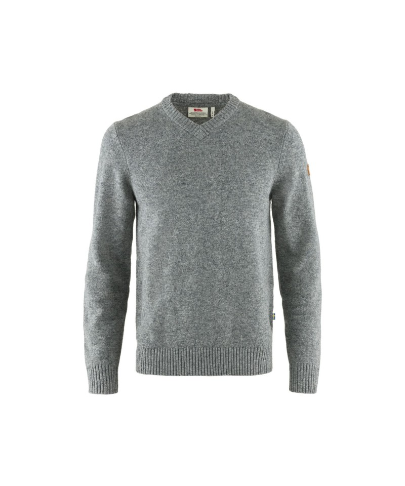 Pulover barbati Ovik V-neck Sweater