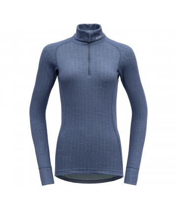 Tricou femei Duo Active Zip Neck